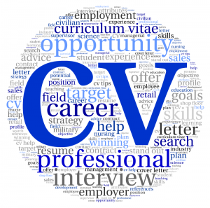 Creating a best CV to help you start your career in the UK