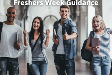 Weekly University News   Things to do during the Freshers Week